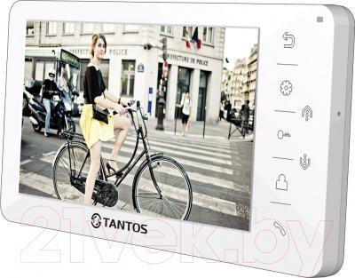 Видеодомофон Tantos Amelie-SD (белый)