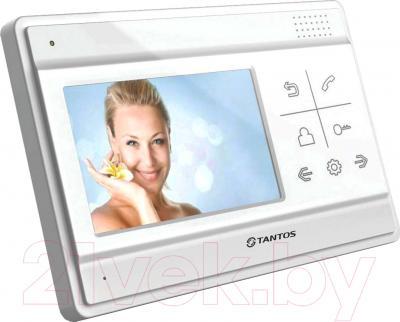 Видеодомофон Tantos Lilu (белый)