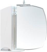 Шкаф с зеркалом для ванной Аква Родос Глория ZGLP75L -