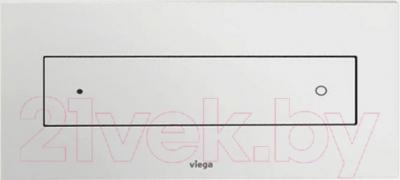 Кнопка для инсталляции Viega Visign for Style 12 (закаленное стекло)