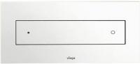 Кнопка для инсталляции Viega Visign for Style 12 (пластик, альпийский белый) -
