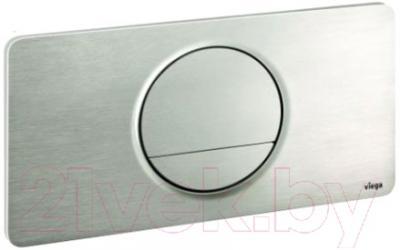 Кнопка для инсталляции Viega Visign for Style 13 (пластик, сатин хром)