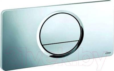 Кнопка для инсталляции Viega Visign for Style 13 (пластик, хром)