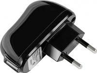 Сетевой адаптер питания Deppa 23139 (черный) -
