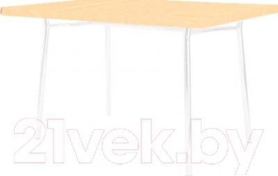 Столешница для стола Nowy Styl ДСП 120x80 (снежная береза)