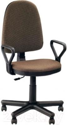 Кресло офисное Nowy Styl Prestige GTP New (C-24, коричневый)