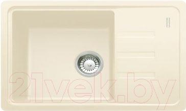 Мойка кухонная Franke Malta BSG 611-62 (114.0391.167)