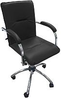 Кресло офисное Nowy Styl Samba GTP S (V-14, черный/металл) -