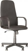 Кресло офисное Новый Стиль Diplomat (серый/С-38) -