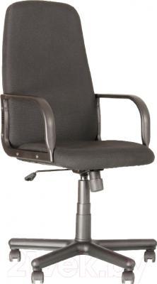 Кресло офисное Новый Стиль Diplomat (серый/С-38)