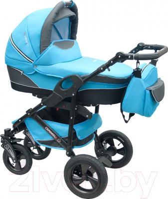 Детская универсальная коляска Camarelo Q-Sport 2 в 1 (QS-10)