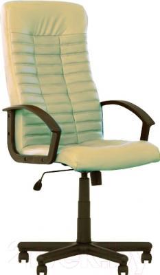Кресло офисное Nowy Styl Boss (бежевый/металл)
