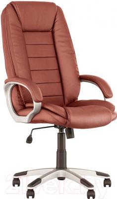 Кресло офисное Nowy Styl Dakar (Eco-21/коричневый)