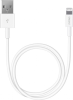 Кабель USB Deppa 72114 (белый) -
