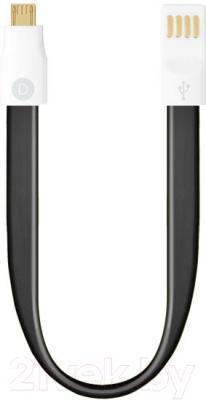 Кабель USB Deppa 72160 (черный) - Deppa 72160