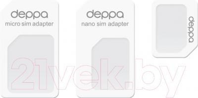 Адаптеры для SIM-карт Deppa 74000 (3 в 1)