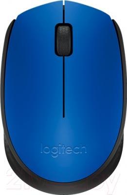 Мышь Logitech M171 (910-004640)