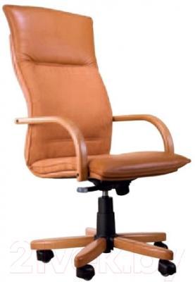 Кресло офисное Futura Берлин П (бежевый)