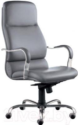 Кресло офисное Futura Комфорт П (серый)