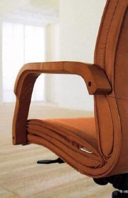Кресло офисное Futura Лондон П (светло-коричневый)