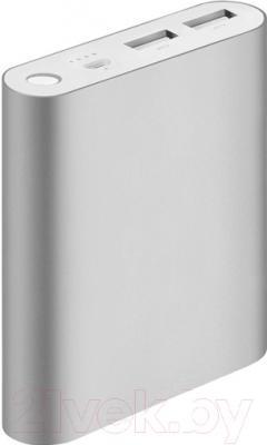 Портативное зарядное устройство Deppa NRG Alum 33504