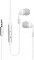 Наушники-гарнитура Deppa Ultra Pure Sound 12101 (белый) -