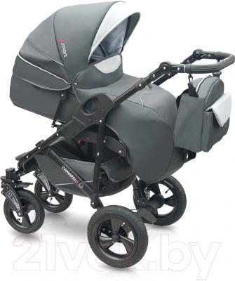 Детская универсальная коляска Camarelo Q-Sport 2 в 1 (QS-15)