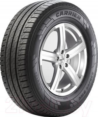 Летняя шина Pirelli Carrier 195/75R16C 107T