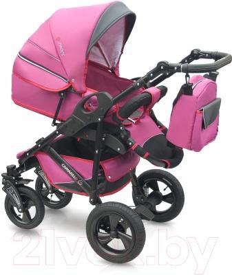 Детская универсальная коляска Camarelo Q-Sport 2 в 1 (QS-17)