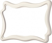 Зеркало интерьерное Неман Астория МН-218-08 (кремовый) -