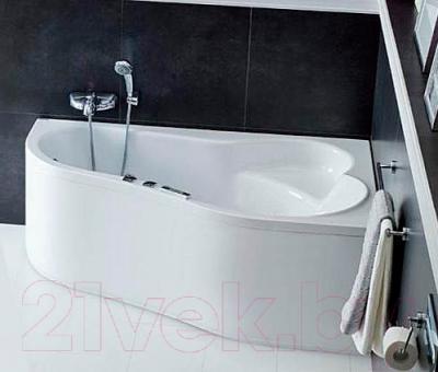 Ванна акриловая Santek Ибица 160x100 R (WH112037)