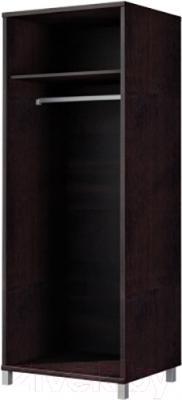 Шкаф Мебель-Неман Домино Венге ВК-04-03 (береза/венге) - внутреннее пространство