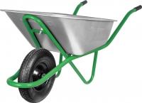 Тачка строительная Grasshopper WB4018G (1 колесо) -