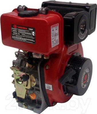 Двигатель дизельный Weima WM186F (9 л.с.)