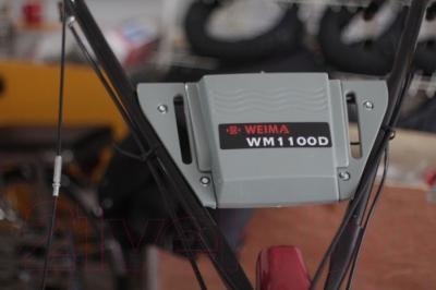 Мотоблок Weima WM1100DE