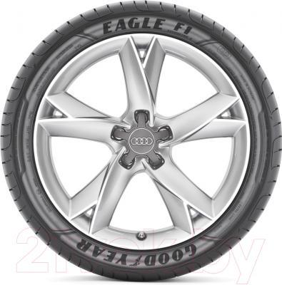 Летняя шина Goodyear Eagle F1 Asymmetric 2 285/35R18 97Y