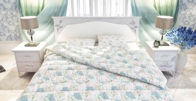Двуспальная кровать Мебель-Неман Бристоль МН-125-01 (северное дерево)