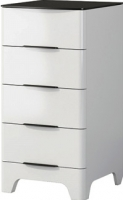 Комод Мебель-Неман Верона МН-024-11 (белый глянец) -