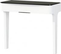 Туалетный столик Мебель-Неман Верона МН-024-07 (белый глянец) -