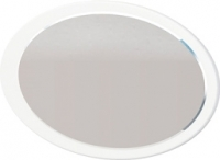 Зеркало интерьерное Мебель-Неман Верона МН-024-08 (белый глянец) -