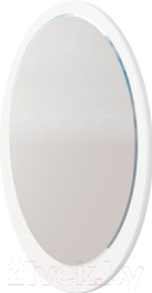 Зеркало интерьерное Мебель-Неман Верона МН-024-08 (белый глянец)