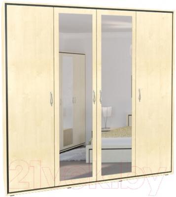 Шкаф Мебель-Неман Глория МН-210-07 (береза)