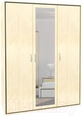 Шкаф Мебель-Неман Глория МН-210-06 (береза)