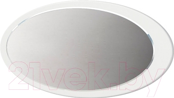 Зеркало интерьерное Мебель-Неман Милана МН-119-08 (белый полуглянец)