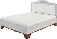 Двуспальная кровать Мебель-Неман Мэдисон МН-220-01 (северное дерево) -
