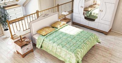 Двуспальная кровать Неман Мэдисон МН-220-01 (северное дерево)