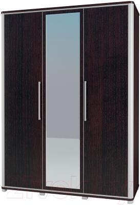 Шкаф Мебель-Неман Наоми МН-021-03 (дуб Ниагара)