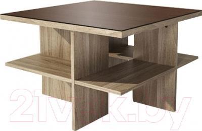 Журнальный столик Неман МН-204-04 (вишня марбелла)