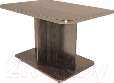 Журнальный столик Мебель-Неман МН-204-01 (орех темный)