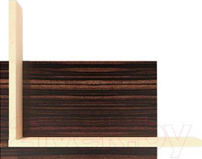 Полка Мебель-Неман МН-105-01 (дуб Амари/береза)